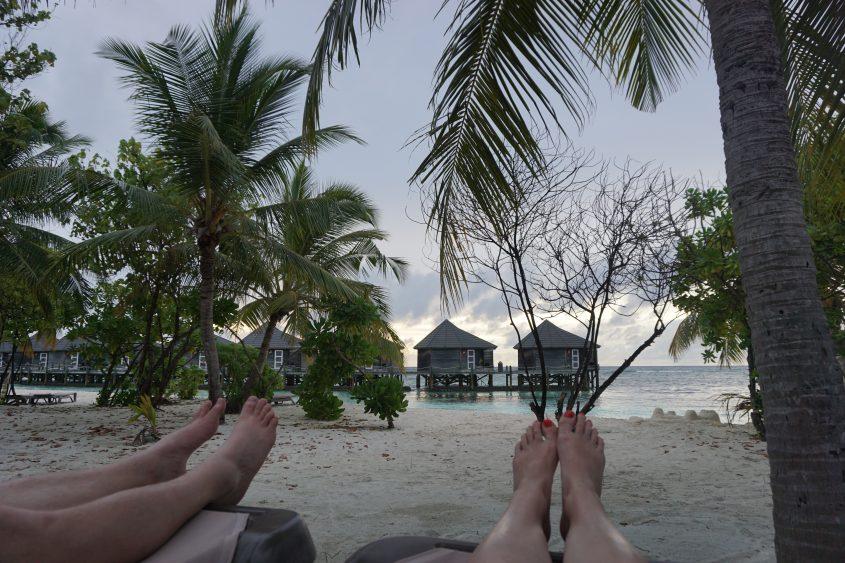 kuredu beach bungalow